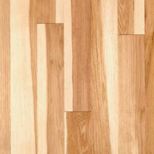 "Warehouse Sale - Vintage 2 1/4"" Hickory Vintage Grade ( 140 Squ Ft ) 3/4"" Hardwood"