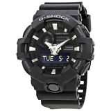 Casio G-Shock Black Resin Mens Watch GA-700-1BCR