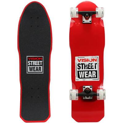 "Vision 30"" Complete Cruiser Skateboard (30"" x 8.7"")"