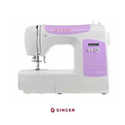 Máquina de coser SINGER C5205-PR