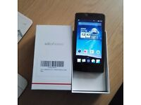 Ulefone Be X 3G Octa-Core android phone. It has dual sim and microSD slots. Boxed.