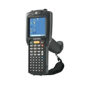 Motorola MC3090-G Mobile Computer w/ Pistol Grip - No Battery - MC3090-GU0PPCGA2WR