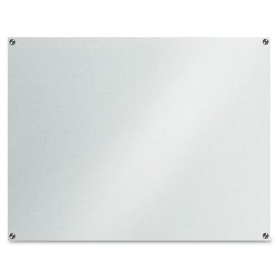 Lorell Glass Dry-erase Board 48x36 Frost 52502
