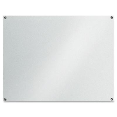 "Lorell Glass Dry-Erase Board 48""x36"" Frost 52502"