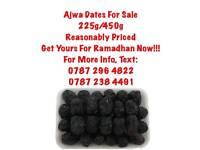 Ajwa Dates For Sale 225g