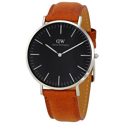 Daniel Wellington Classic Durham Black DIal Mens Watch DW00100132