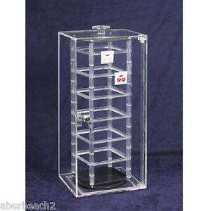 Locking earring display cases uk