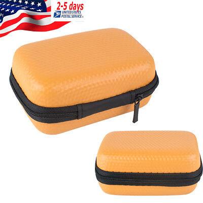 Portable Dental Loupes Led Head Lamp Carry Case Box Bag Usa