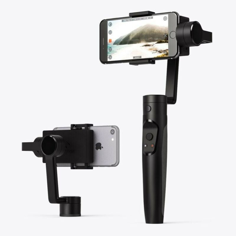 FLOWMOTION ONE Smartphone Stabilizer Gimbal With Box and Instructions