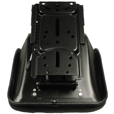 Tractor Seat Compact Narrow Suspension Medium Back Pan Seat Width 15 2364