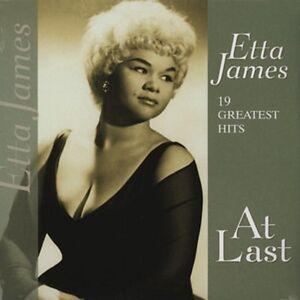 Etta-James-AT-LAST-19-GREATEST-HITS-New-Sealed-VINYL-PASSION-Vinyl-LP