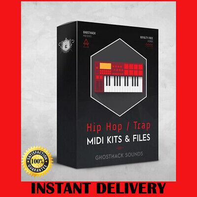 ILLMIND DRUM SoundS KIT Hip hop drum samples MPC xl maschine Araabmuzik logic FL