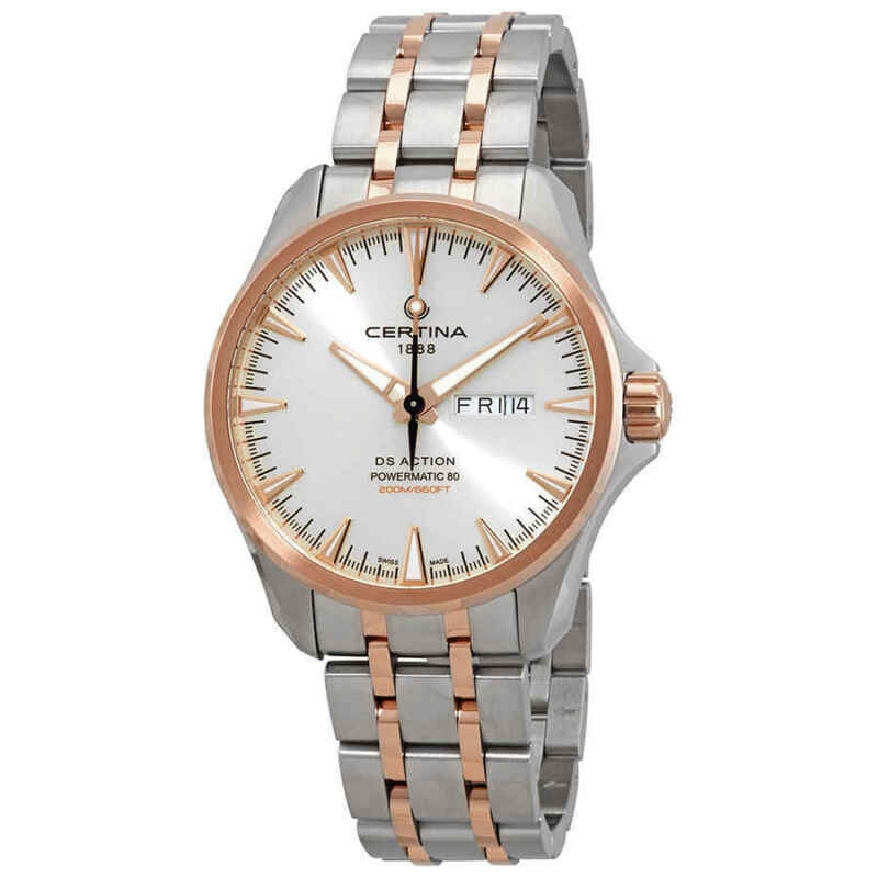 Certina-DS-Action-Day-Date-Silver-Dial-Men-Watch-C032.430.22.031.00