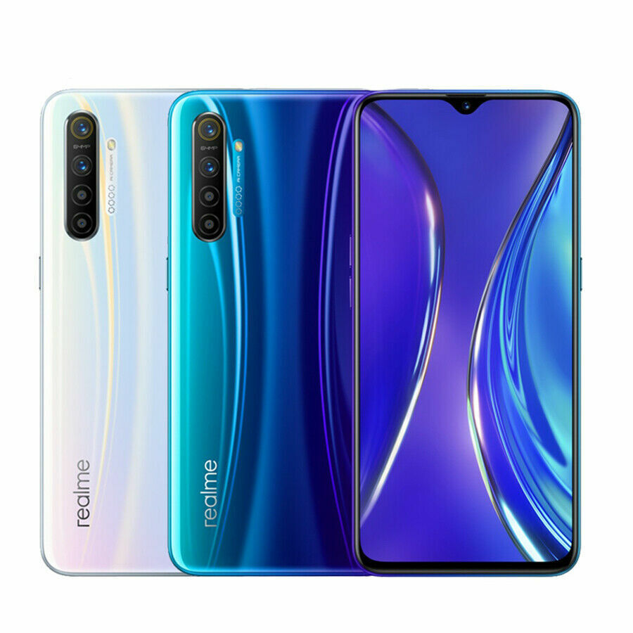 realme X2 8 GB 128 GB  6,4'' Handy Smartphone 64MP Quad Kamera NFC EU Version