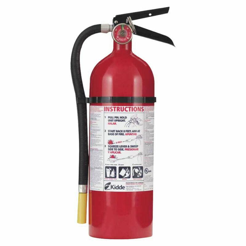 Kidde 46611201 ProLine Dry Chemical Fire Extinguisher - ABC Type New