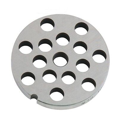 Meat Grinder Plate 38 Holes Around For 22 Grinders Meat Grinder Parts