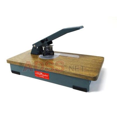 Lassco Wizer Cr-50b Heavy Duty Tabletop Manual Corner Rounder