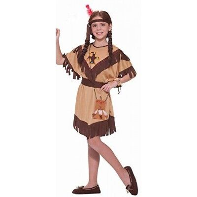 Pocahantas Halloween Costume (Native Amerian Indian Maiden Pocahantas Halloween Costume Childs)