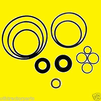 Ford Tractor Dhpn3a674a Power Steering Seal Kit Vertical Res. 2000 3000-9600 535