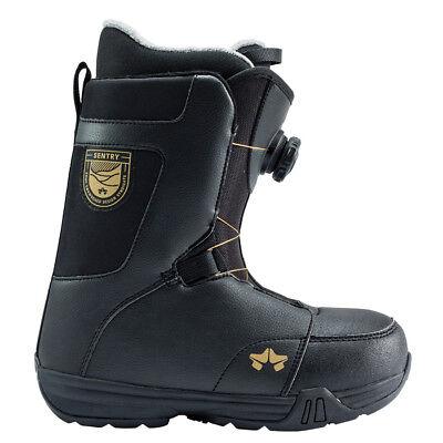 timeless design b226a 23dfe 2019 NIB WOMENS ROME SENTRY BOA SNOWBOARD BOOTS  210 7 Black comfortable  liner