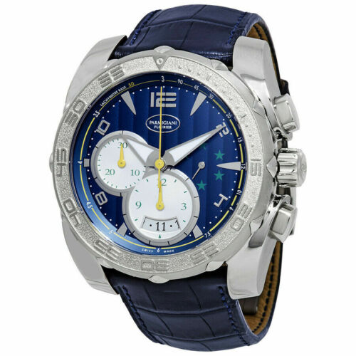 Parmigiani Fleurier Pershing Chronograph Automatic Men's 45mm Watch PFC528 - watch picture 1