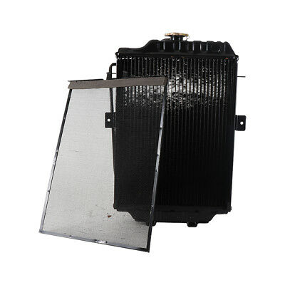 New Radiator For John Deere Am125285 4700 Compact Tractor 4710 Compact Tractor