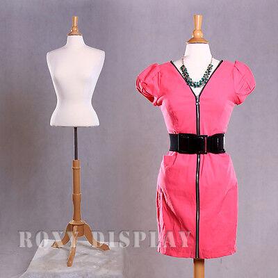 Female Blouse Form Medium Size Mannequin Manikin Dress Form Fbmwbs-01nx