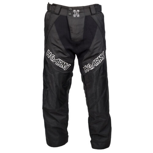 New HK Army Paintball HSTL Line Playing Pants - Black - Medium M (30-34)