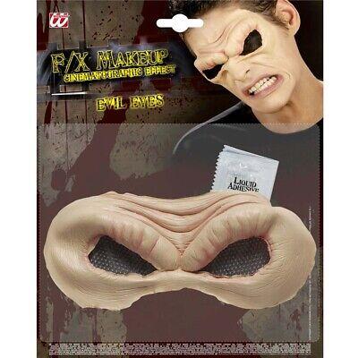 FX HORROR EFFEKTE Latex Teufelsaugen Teufel Alien Zombie - Alien Zombie Kostüm