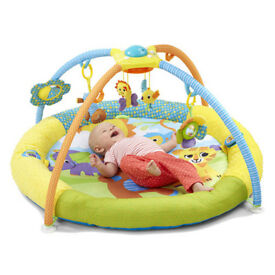 Bruin Melodies & Mobile Activity Gym Playmat