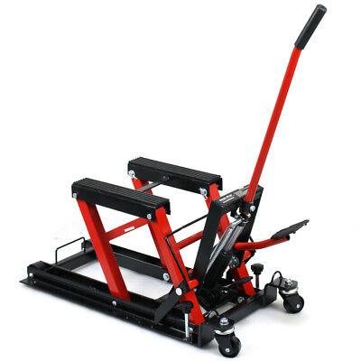- Segawe Motorcycle ATV Jack 1500 lb Lift Hoist Jacks Repair Bike Auto Hoists
