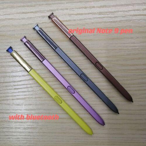 Original Samsung Galaxy Note 9 S Pen Replacement Bluetooth Stylus Yellow Black