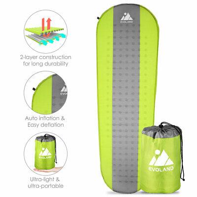 Outdoor Isomatte Luftmatratze Ultraleichte Aufblasbare Sleeping Pad Wasserdicht