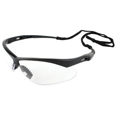 Jackson Nemesis Rx Bifocal Safety Glasses With Clear - Nemesis Rx Safety Glasses