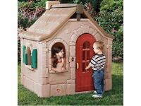 Step2 Naturally Playful Storybook Cottage - really good condition