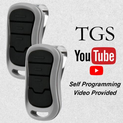2 Garage Door Opener Remote for Genie Intellicode G3T-R