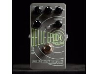 Catalinbread Belle Epoch / Tape delay echo pedal / great sound / great state
