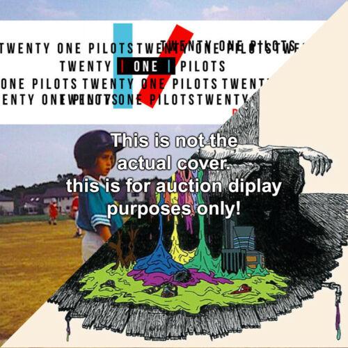 Twenty One Pilots & Self Titled CD