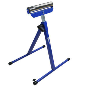 Kobalt Steel Adjustable Roller Stand Tool Storage Work Benches, 200LBS Capacity