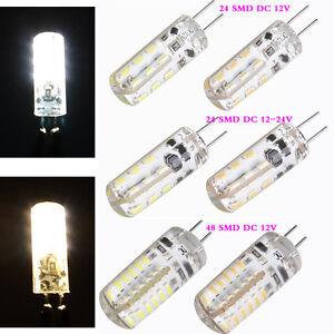 hot g4 2w led capsule bulb replace halogen bulb 12v smd. Black Bedroom Furniture Sets. Home Design Ideas