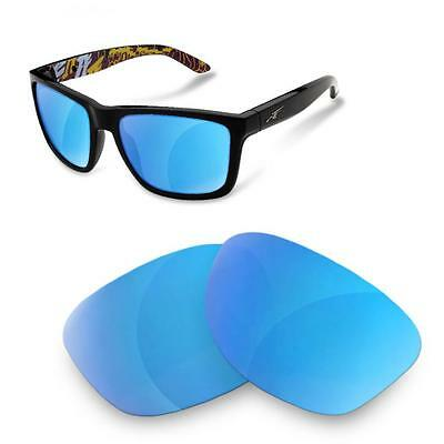 Lentes SURE de Recambio Polarizada para Arnette 4177 Witch Doctor (Ice Blue) 8f465c4ea2