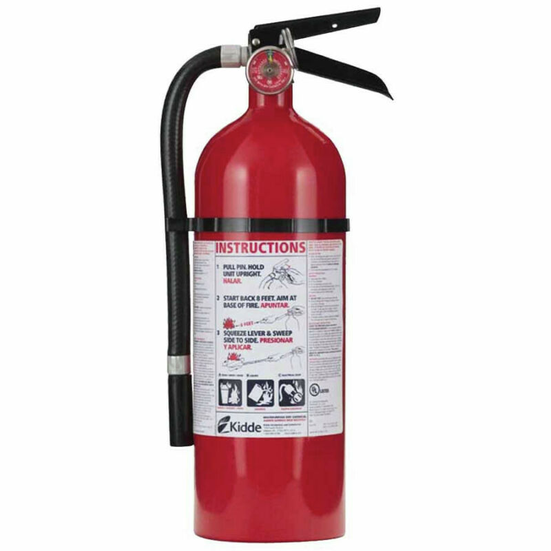 Kidde 21005779 Pro 210 Fire Extinguisher New