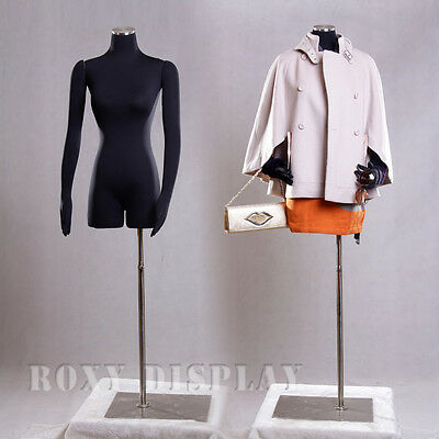 Female Mannequin Manequin Manikin With Flexible Arms Dress Form F02sarmbs-05