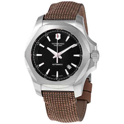 Victorinox Airboss Automatic Black Dial Men's Watch 241836