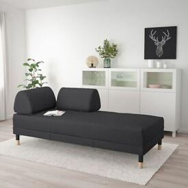 Sofa bed IKEA Flottebo (grey), as new