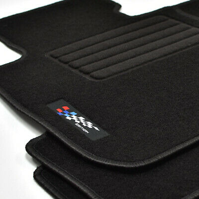 BMW 5er E61 Touring ab Bj.2003 - 2010 Edition Velours Autoteppiche Fußmatten