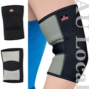 Black Elastic Sports Elbow Brace Protector Support Wrap Sleeve OELBO0101