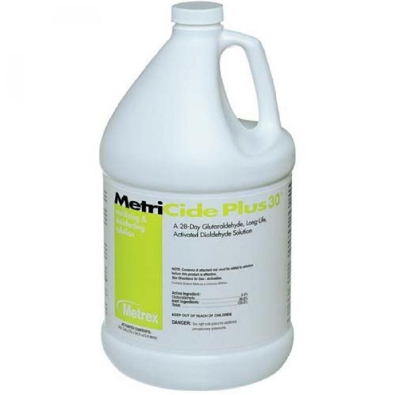 MetriCide Plus 30 Glutaraldehyde High Level Disinfectant Fruity Scent 1gal, EA/1