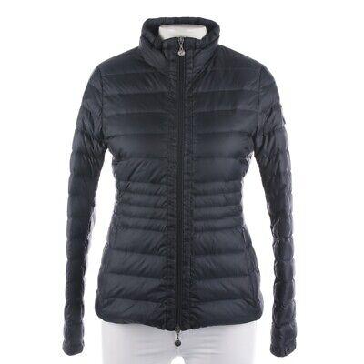 Jan Mayen down Jacket Size 36 It 42 Blue Ladies Coat Between-Seasons