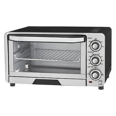 Cuisinart Custom Classic Toaster Oven Broiler (tob-40n)